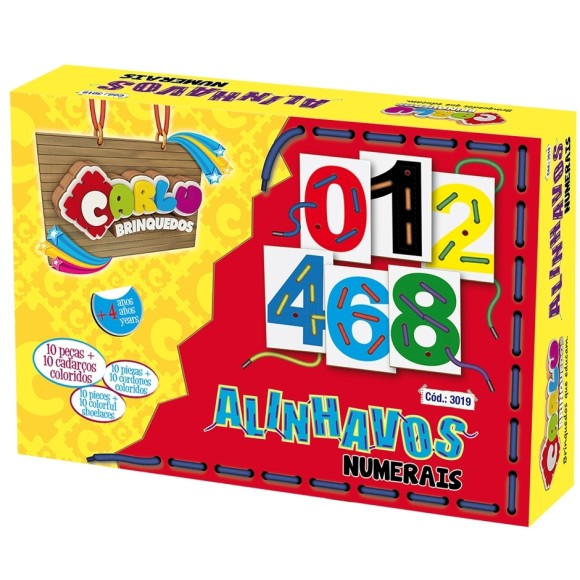 ALINHAVOS NUMERAIS CARLU3019