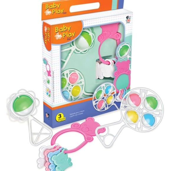 BABY PLAY SET PICA PAU