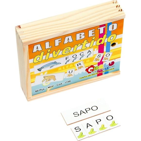 ALFABETO DIVERTIDO CARLU1198