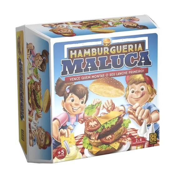 HAMBURGUERIA MALUCA GROW