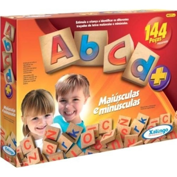 ABCD+ 144PCS XALINGO