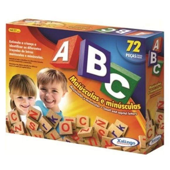 ABC XALINGO 72PCS